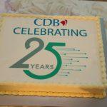 CDB 25th Anniversary